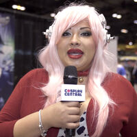 Ivy Doomkitty at C2E2 2020