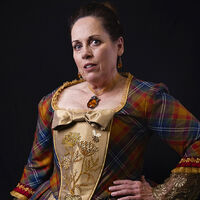 Teri Biglands' Outlander-inspired cosplay