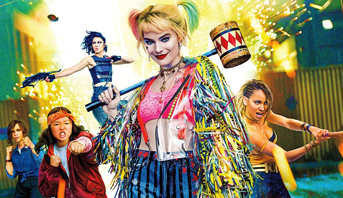 Birds Of Prey Costume Designer Talks Cosplay And Dressing Harley Quinn Cosplay Central