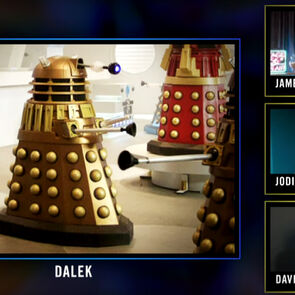 Doctor Who cosplay competion on James Corden's late-night series