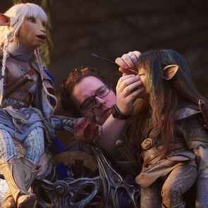 The Dark Crystal: Age of Resistance costume supervisor Toby Froud