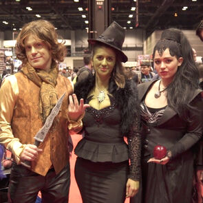 Once Upon a Time cosplay at C2E2 2020