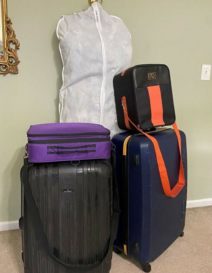 Packing & Flying with cosplay