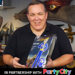 Odin Makes in partnership with Party City