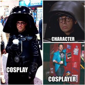 Cosplay, Character, Cosplayer Challenge