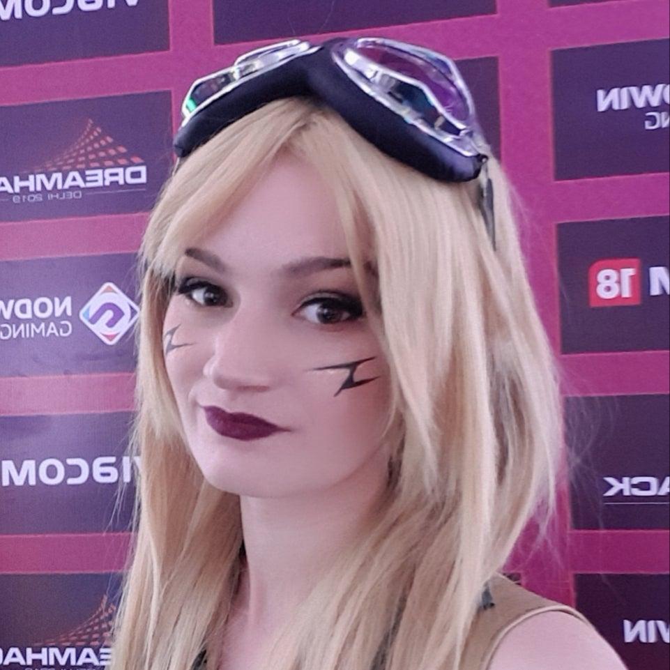 Michelle Krikowa avatar