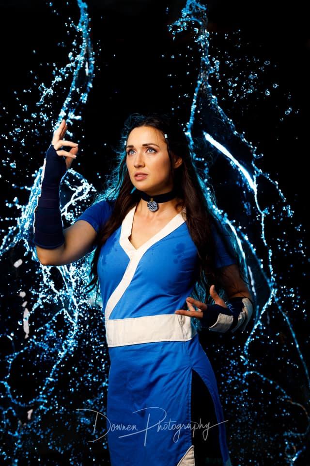 Katara from Avatar: The Last Airbender