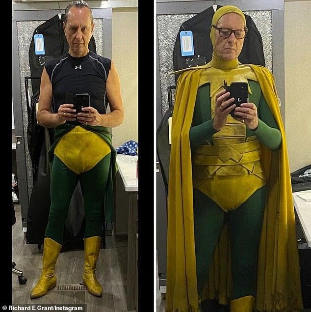 Images Courtesy Marvel's Loki on Disney Plus