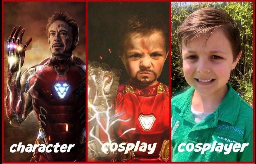Cosplay, Character, Cosplayer Challenge