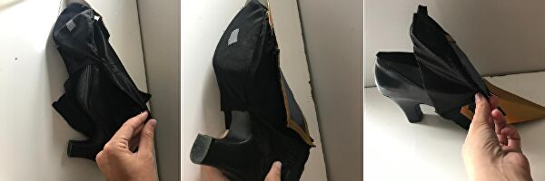 Shoe Slip Cover and Armor Tutorial