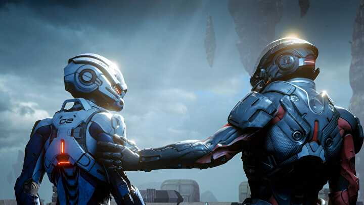 Mass Effect Series (Alien Species)