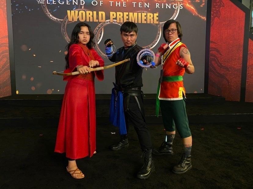 Shang Chi World Premiere