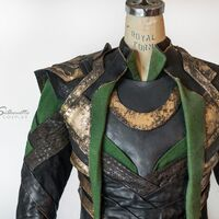 Detail photo of Silhouette Cosplay's Dark World: Loki
