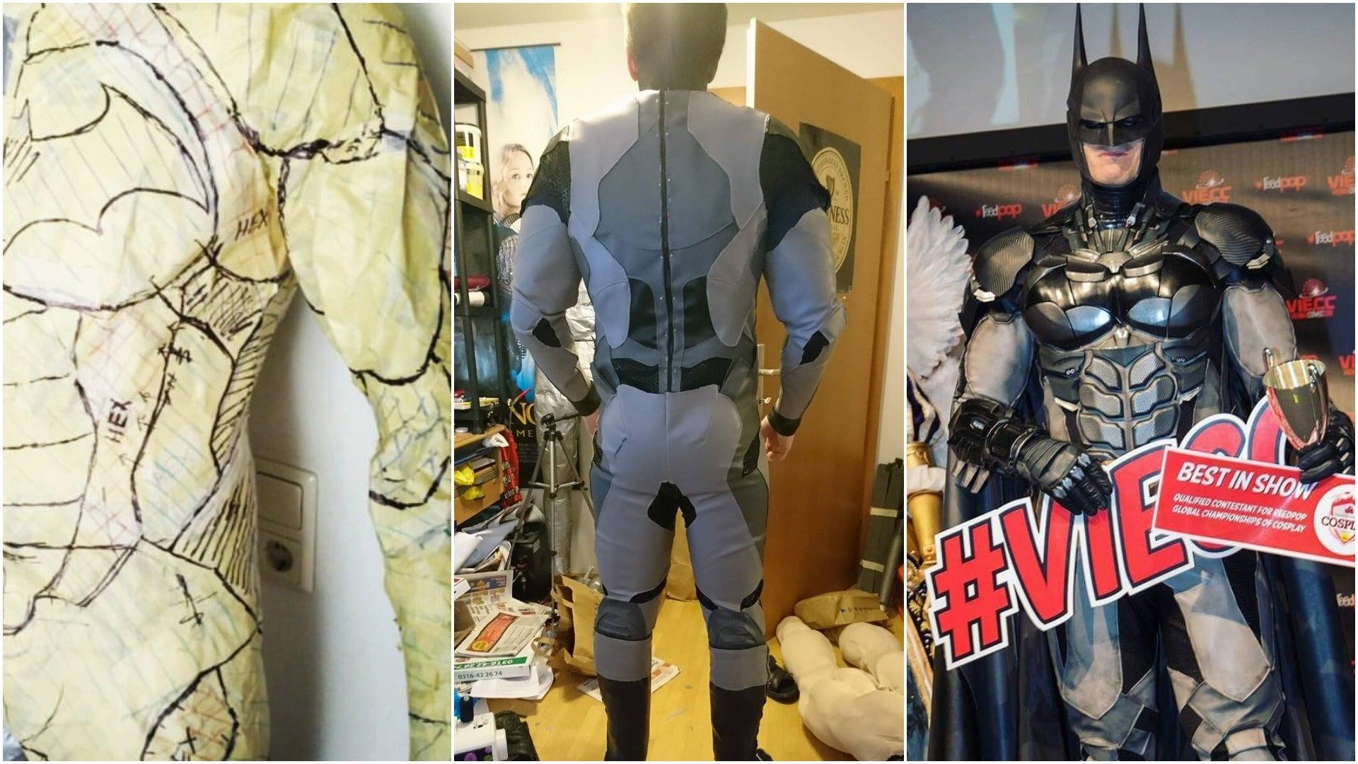 Super hero bodysuit
