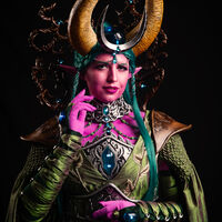 Ysera from World of Warcraft