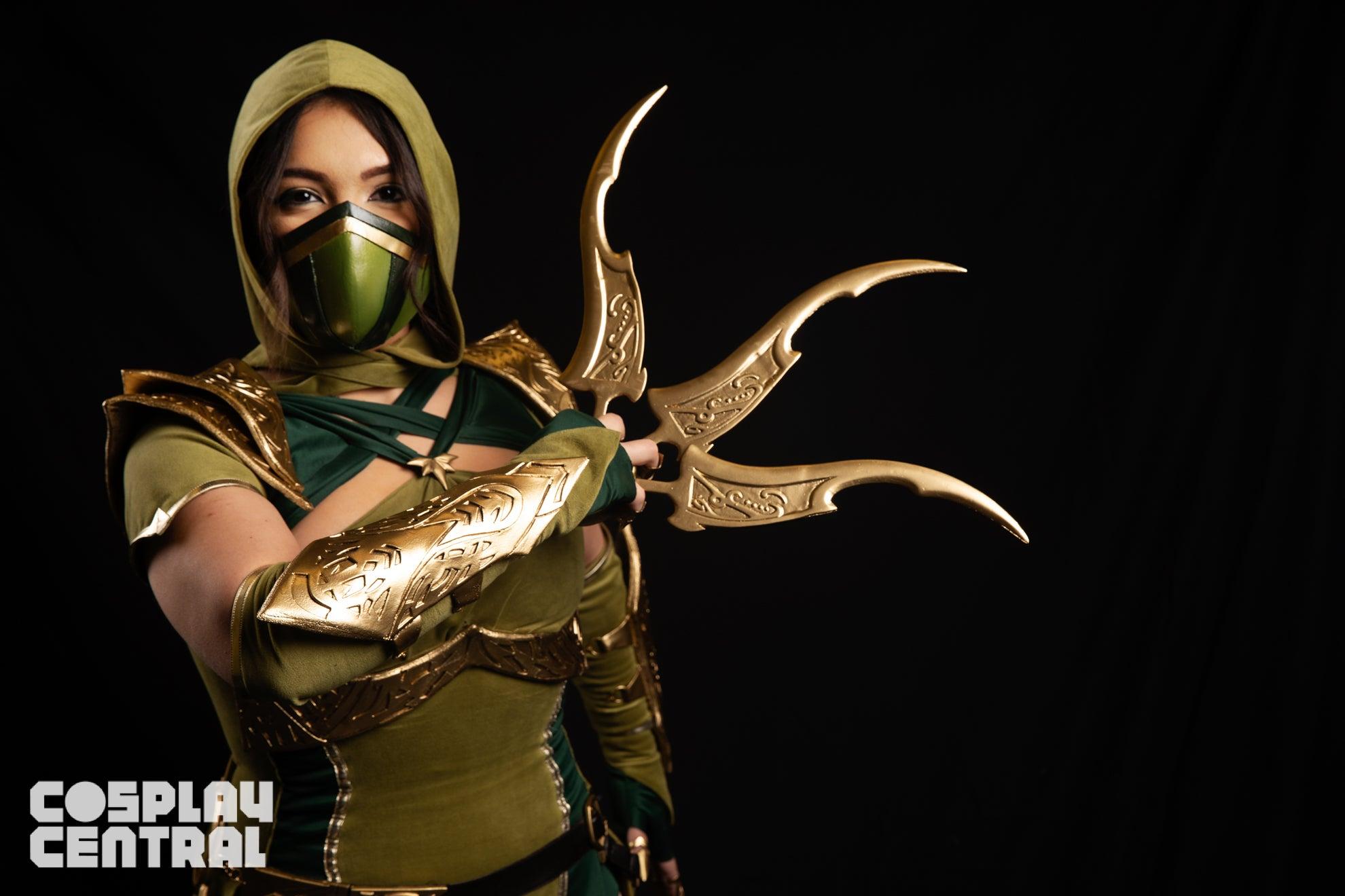 mortal kombat 11 jade costume