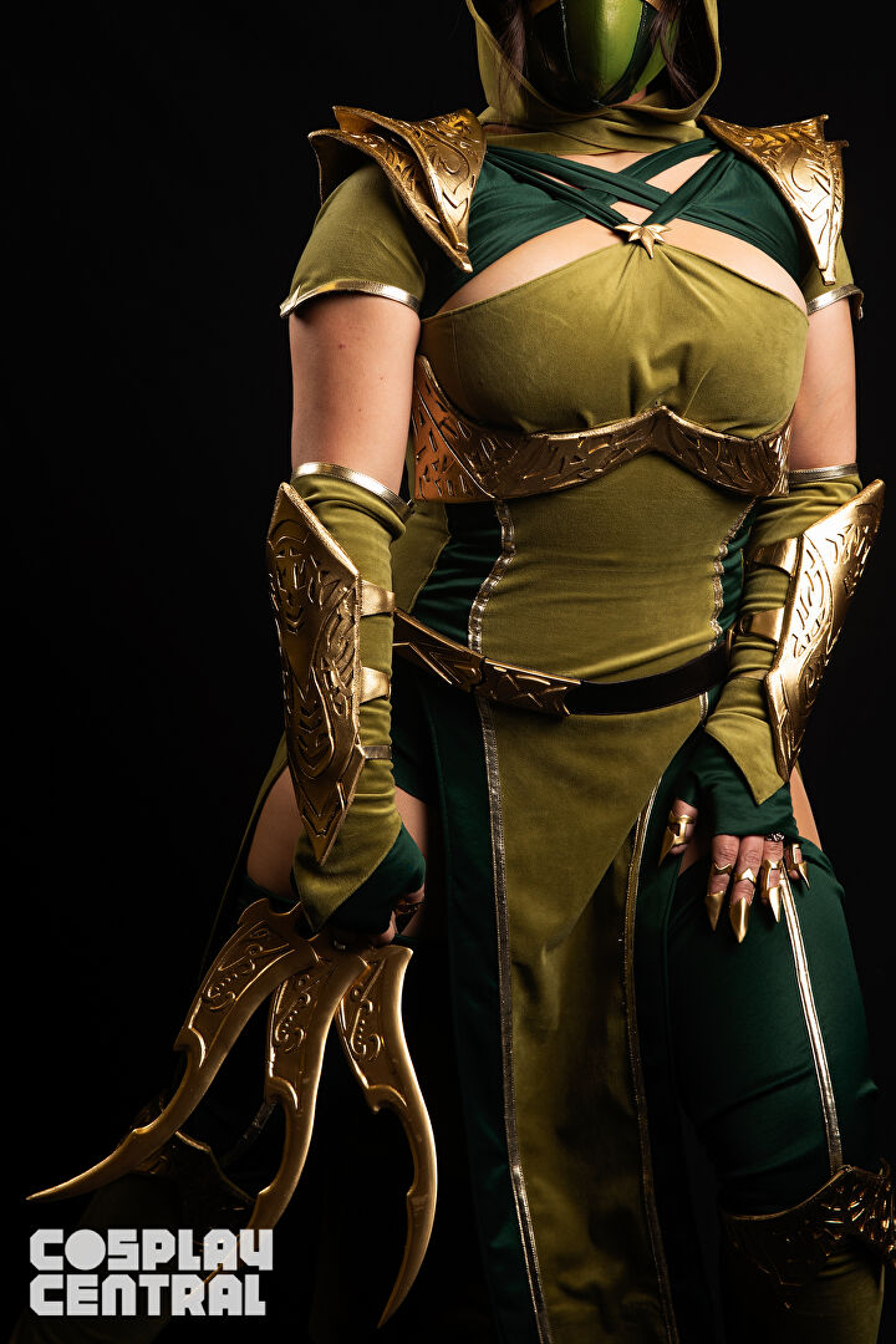 Jade Mortal Kombat C2E2