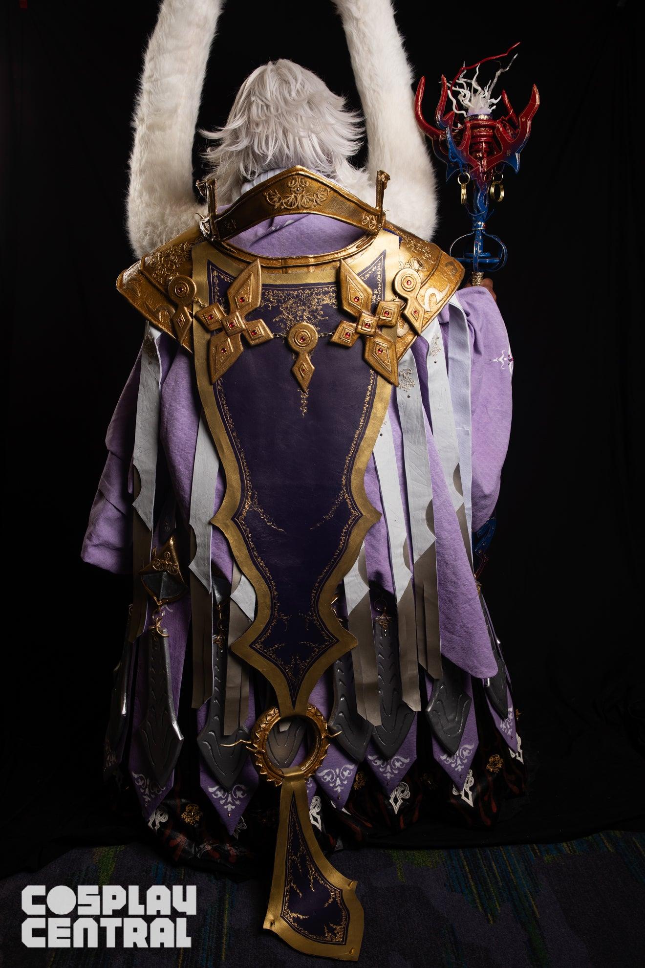 Ramuh from Final Fantasy: Dissidia