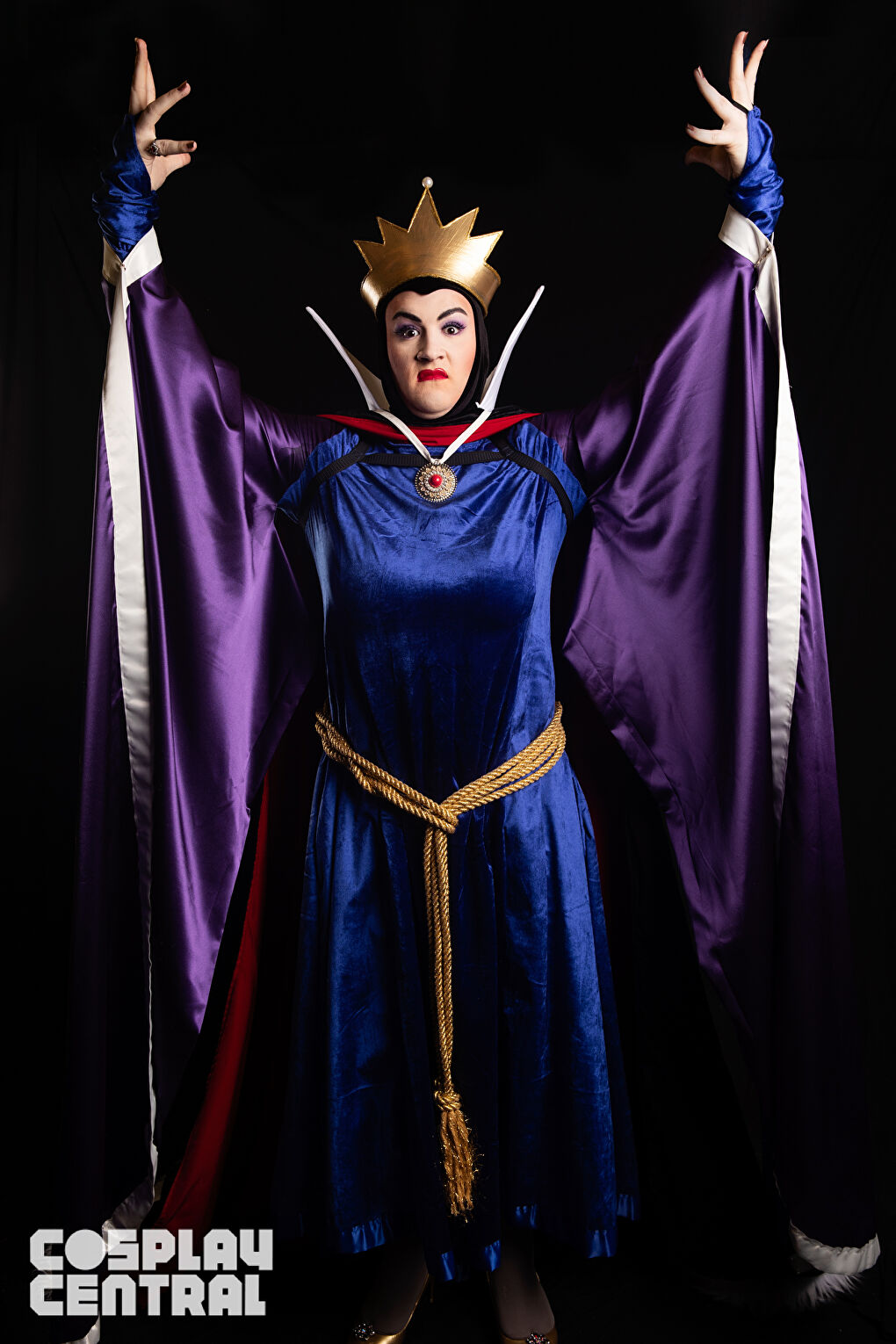 Evil Queen Cosplay from Snow White and the Seven Dwarves