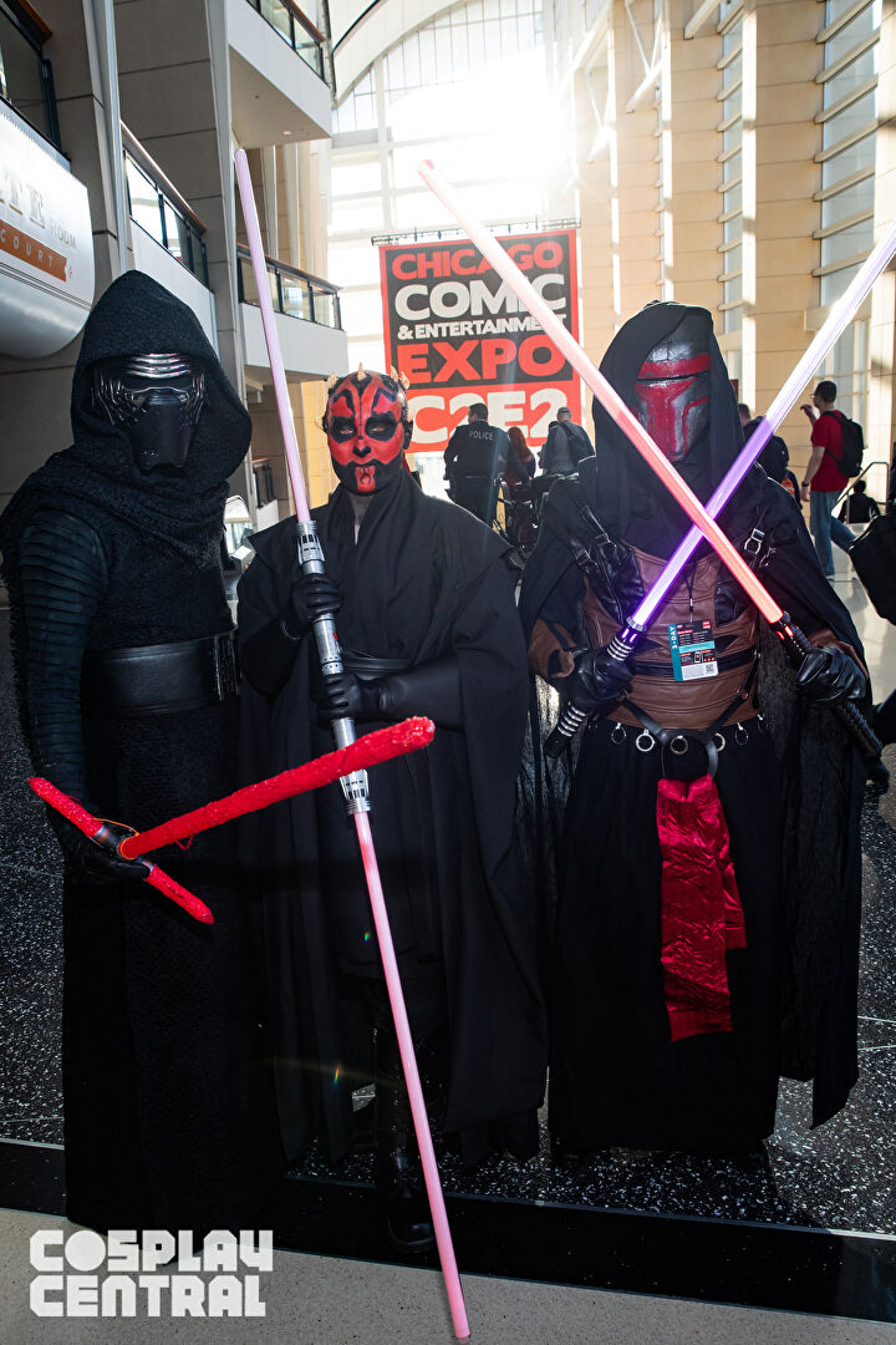 C2E2 Star Wars Cosplays