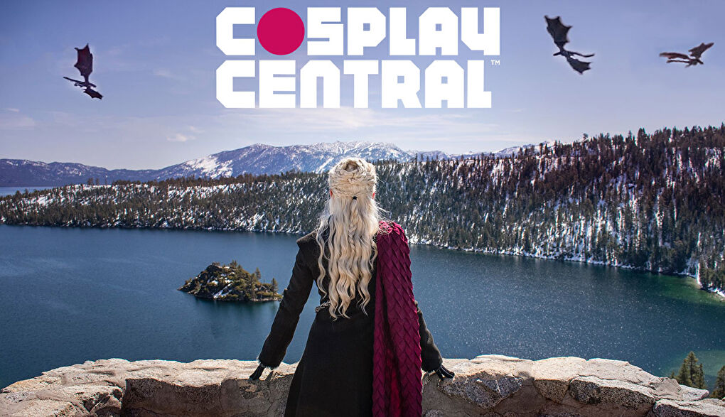 Cosplay Central Welcome Letter Headline