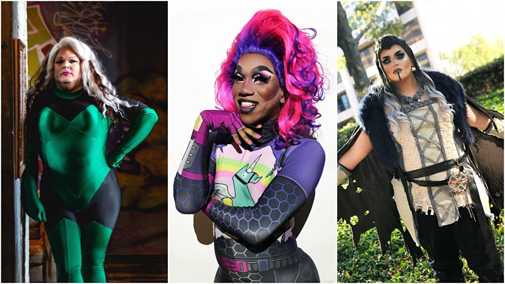 Drag and Cosplay