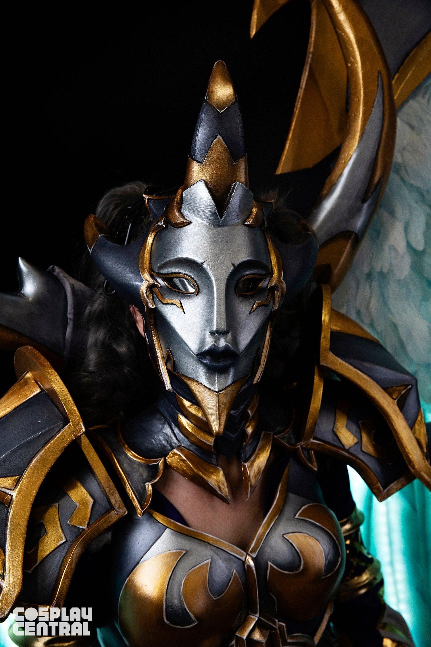 Pride Cosplay from Darksiders 3 (Plexi Cosplay)