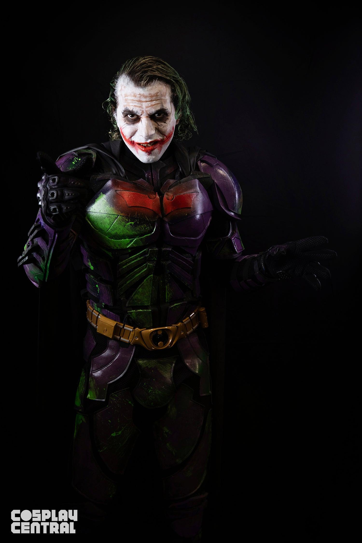The BatJoker at New York Comic Con