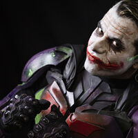 The BatJoker at New York Comic Con