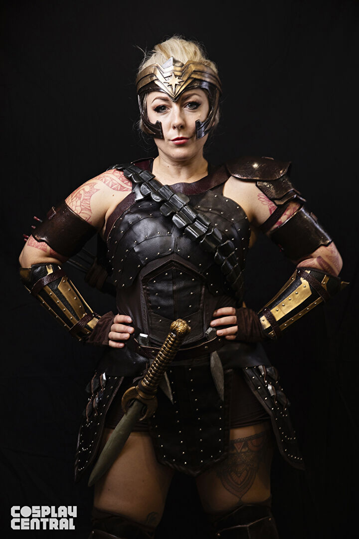 General Antiope - Valkyrie Creative