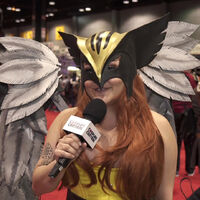 Once Upon a Cosplay: DC Hawkgirl C2E2