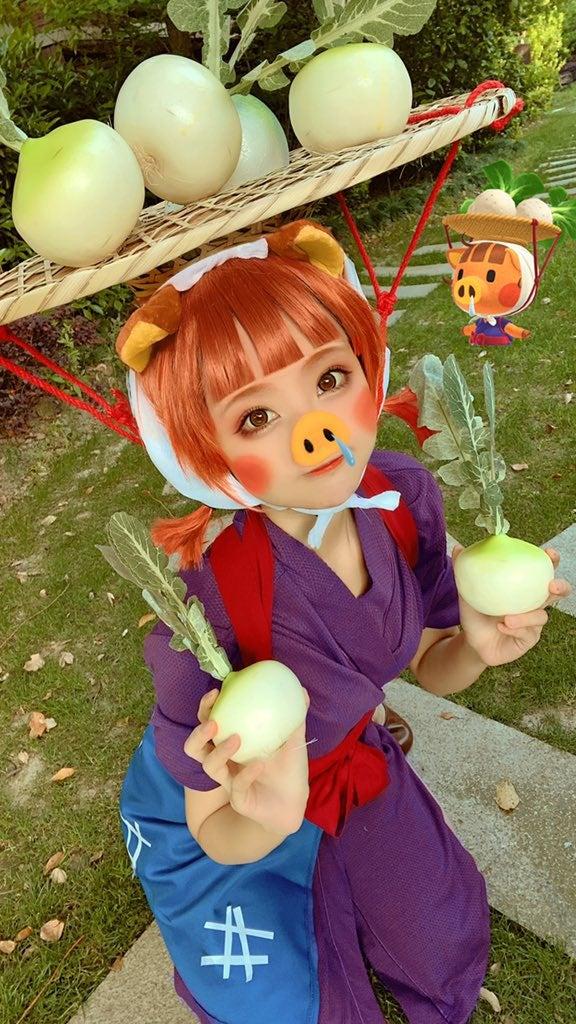 Seeu_cosplay as Daisy Mae