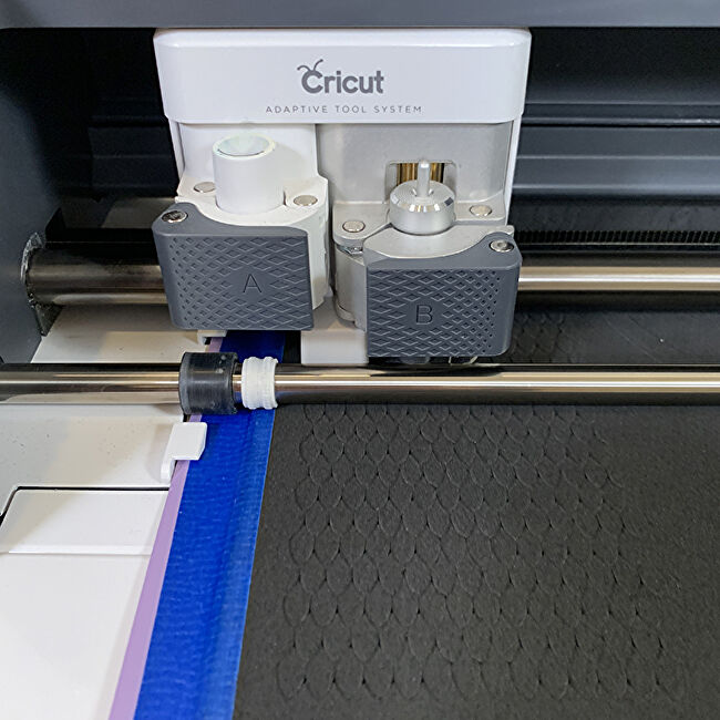 Scoring EVA Foam with Cricut