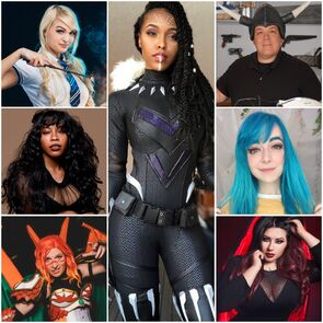 Cosplay Central's The Panel: No Stupid Questions