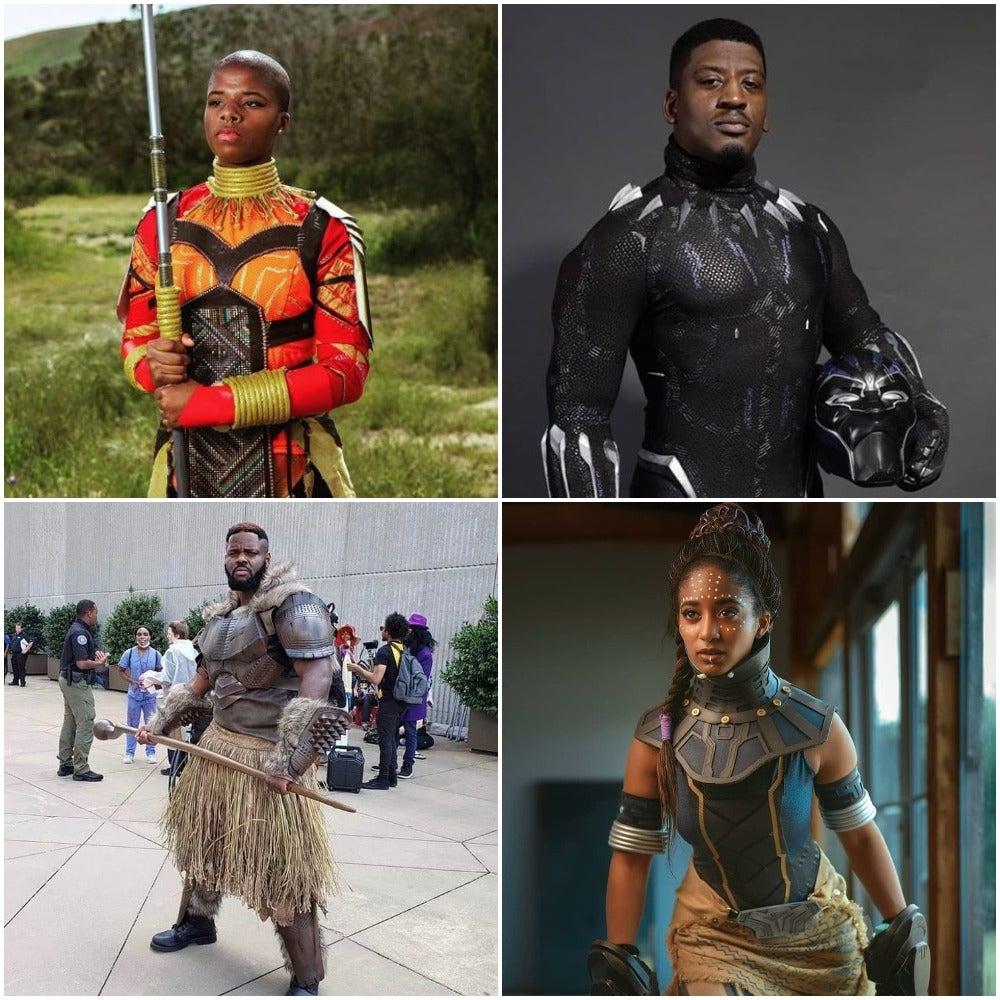 Top 10 Black Panther Cosplays