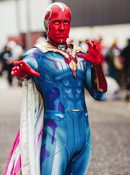 Vision Cosplays
