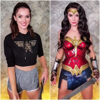 Alyson Tabbitha as WW