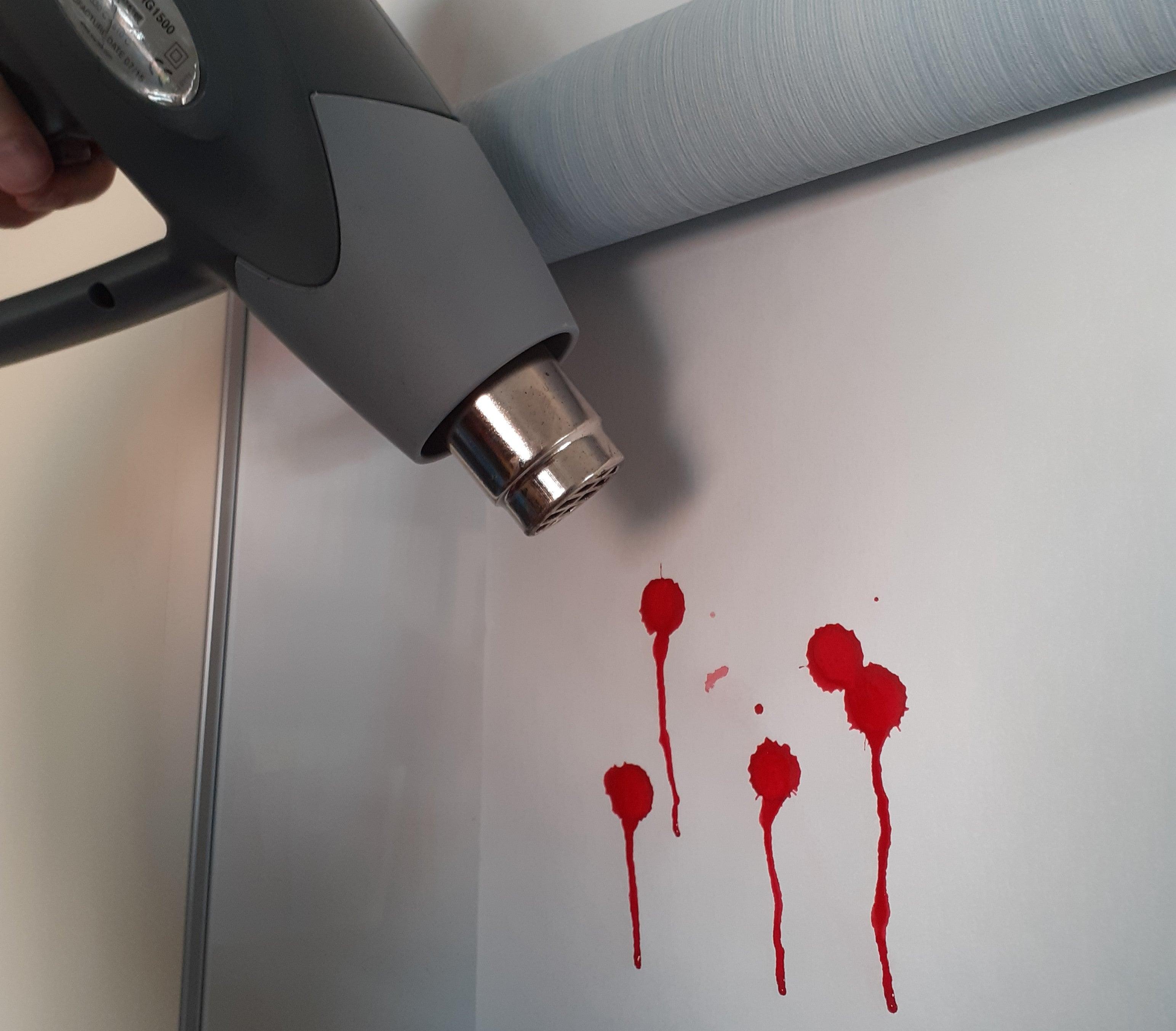 Blood Splatter Weathering Tutorial