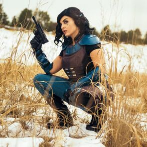 Cara Dune Cosplay The Mandalorian