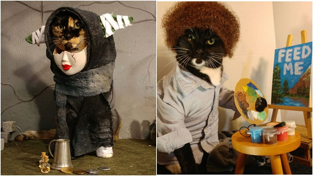 Courtesy Cat Cosplay on Facebook