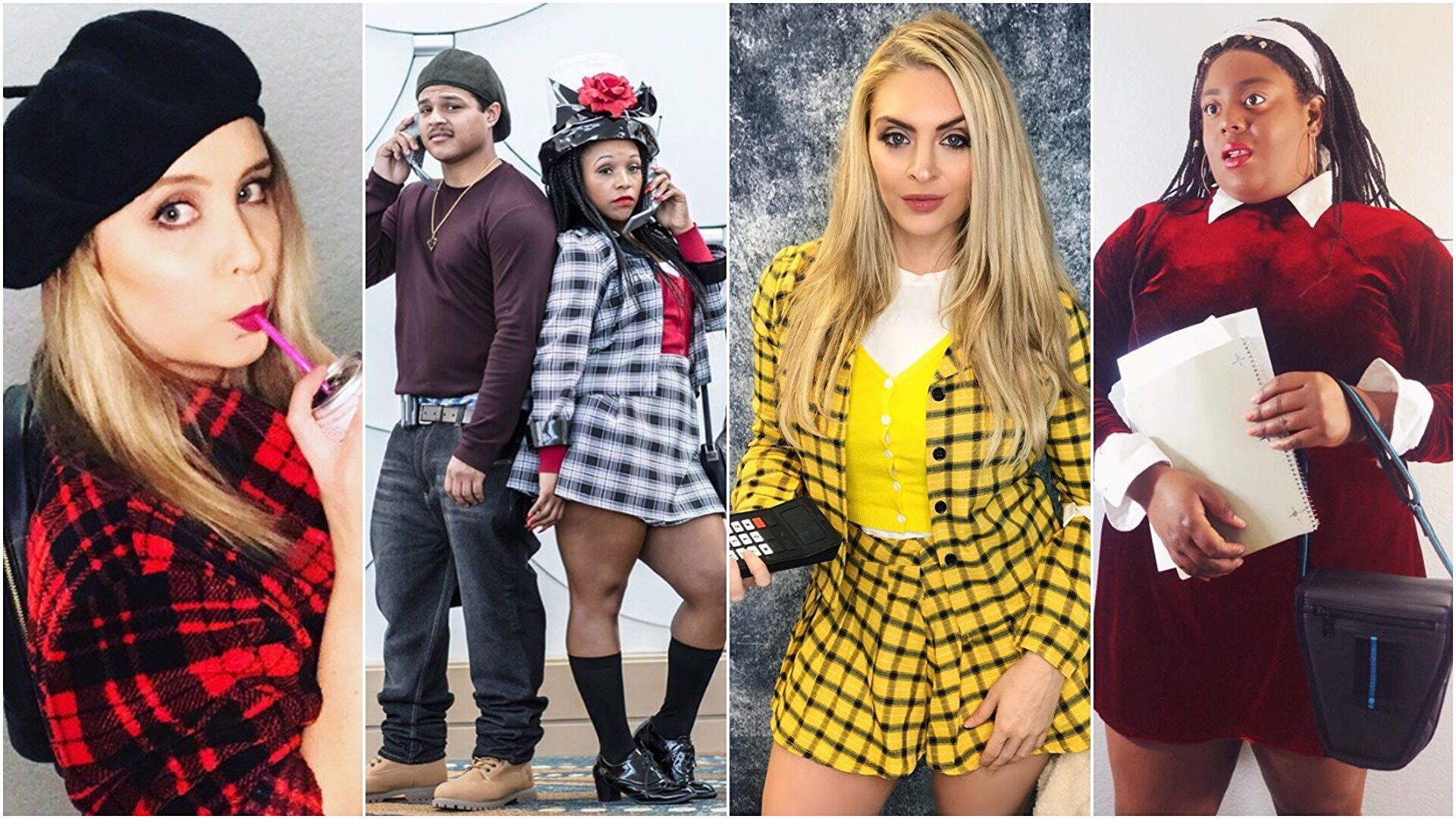 Celebrate 25 Years of 'Clueless' With These Era-Defining Cosplays