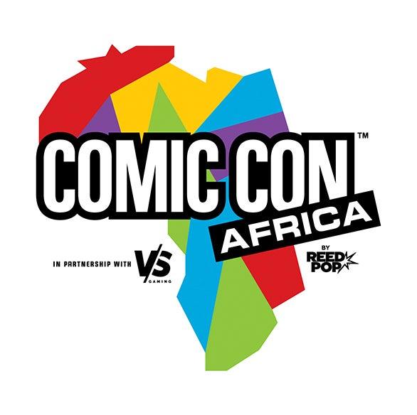 Comic Con Africa logo