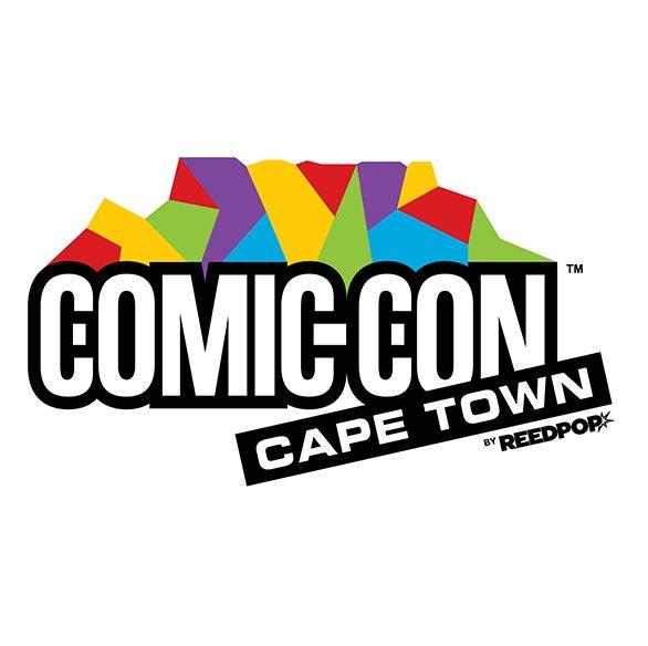 Comic Con Capetown logo