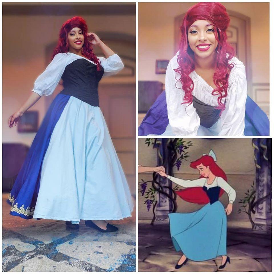 Sonia Blade Cosplay - Ariel