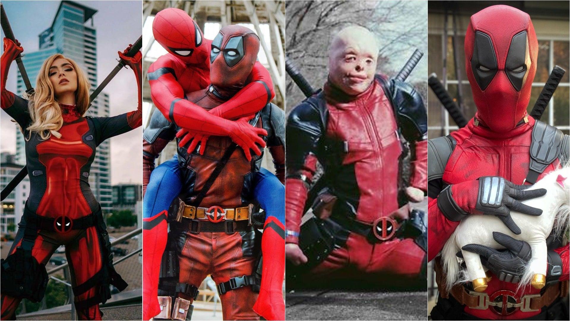 Deadpool Cosplayers