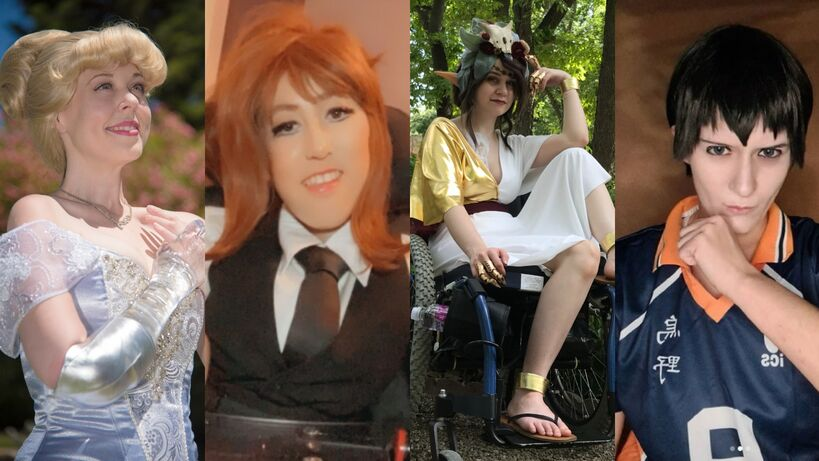 Disability in Cosplay and Representation in Media