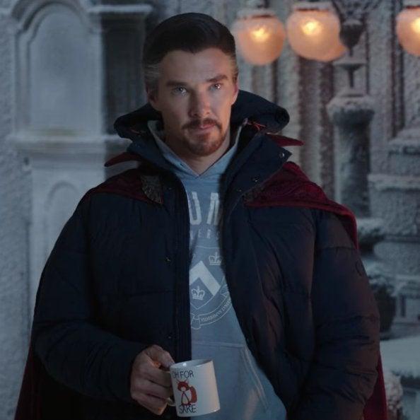 Image Courtesy Marvel Studios (Spider-Man: No Way Home trailer)