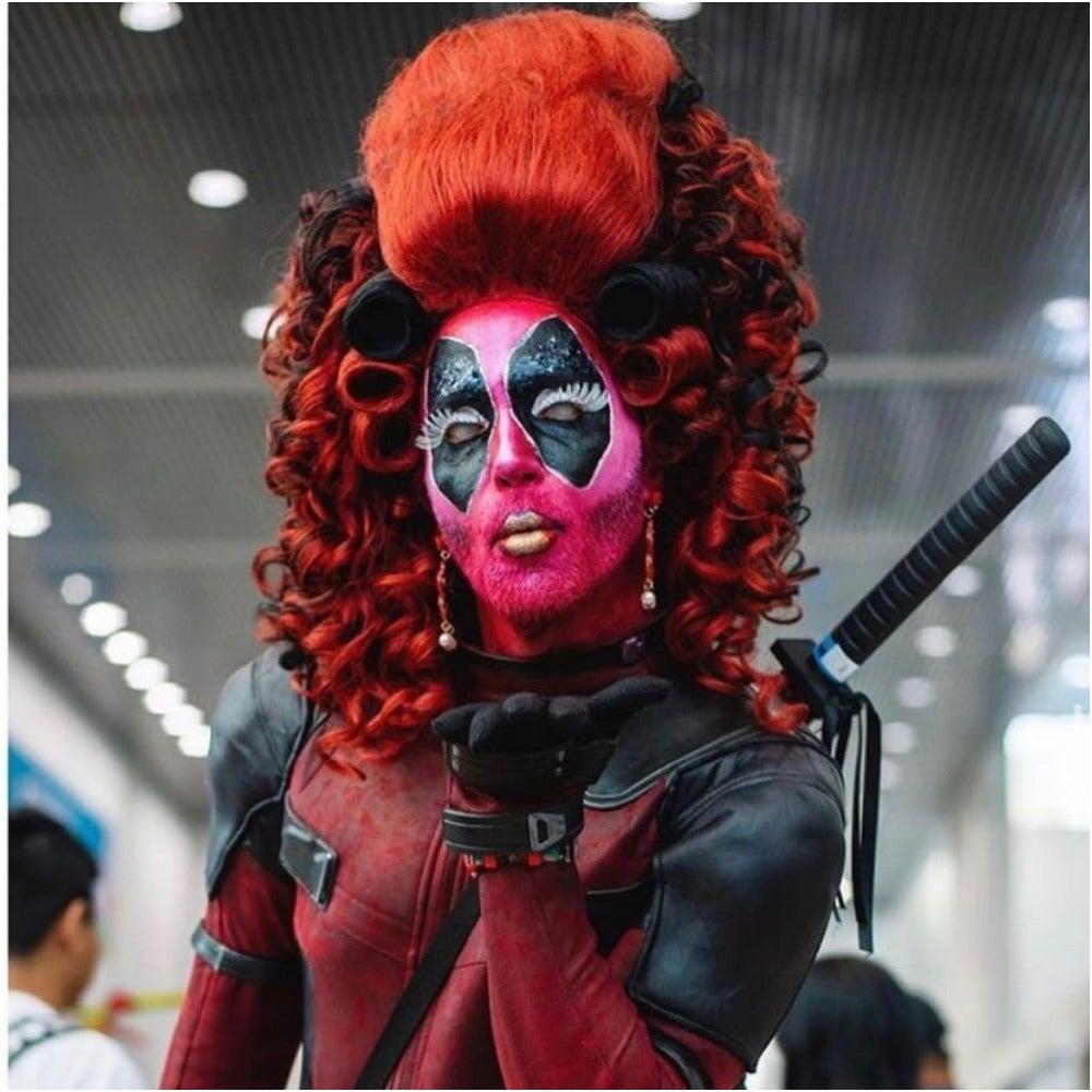 Deadpool Drag Cosplay