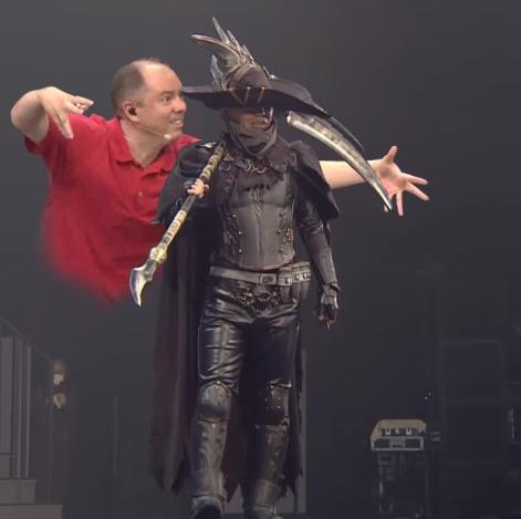 Koji Fox and Naoki Yoshida Reaper FanFest 2021