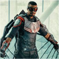 The Falcon (Marvel) Cosplays